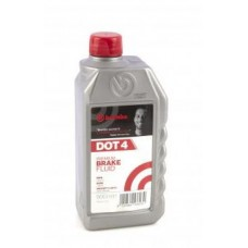 Жидкость тормозная 0,5 литра DOT 4 BREMBO L04005