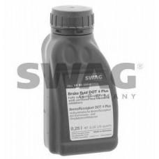 Жидкость тормозная 0,25 литра DOT 4 SWAG 99900004