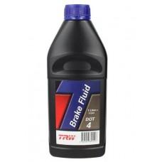 жидкость тормозная DOT4 1l