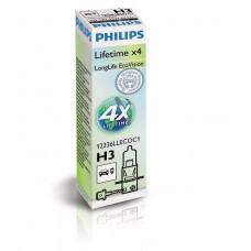 лампа галогенная H3 PHILIPS 12336LLECOC1