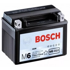 Аккумулятор BOSCH 0092M60100 для мотоцикла рус 8Ah 80A