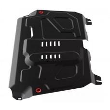 Защита двигателя Тойота Камри Хайлендер Лексус ES RX
