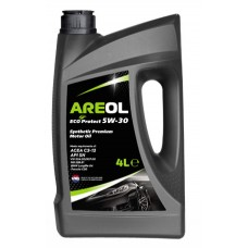 Масло моторное AREOL ECO Protect 5W30 (4L)